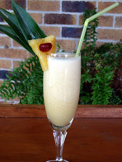 Pina Colada to welcome in 2011 Tropical Style!