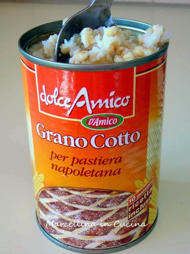 Can of Grano Cotto