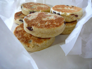 """A Baker's Odyssey"" Personal Challenge #11 Welsh Griddle Cakes"