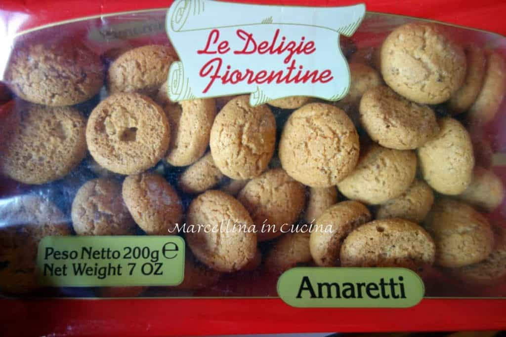 Packet of Amaretti