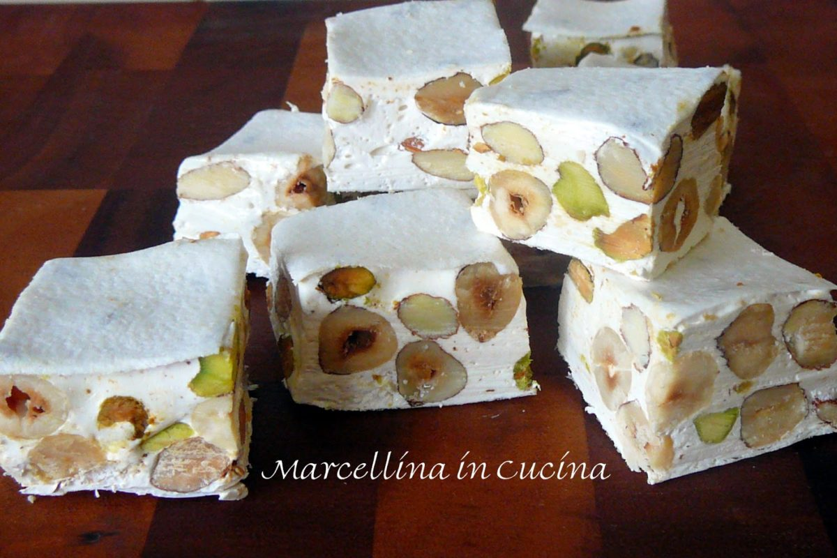 Nougat Torrone – THE DARING BAKERS' MARCH, 2014 CHALLENGE