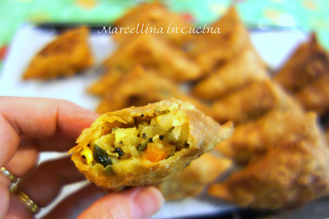 Samosas – A Baker's Odyssey Personal Challenge #40