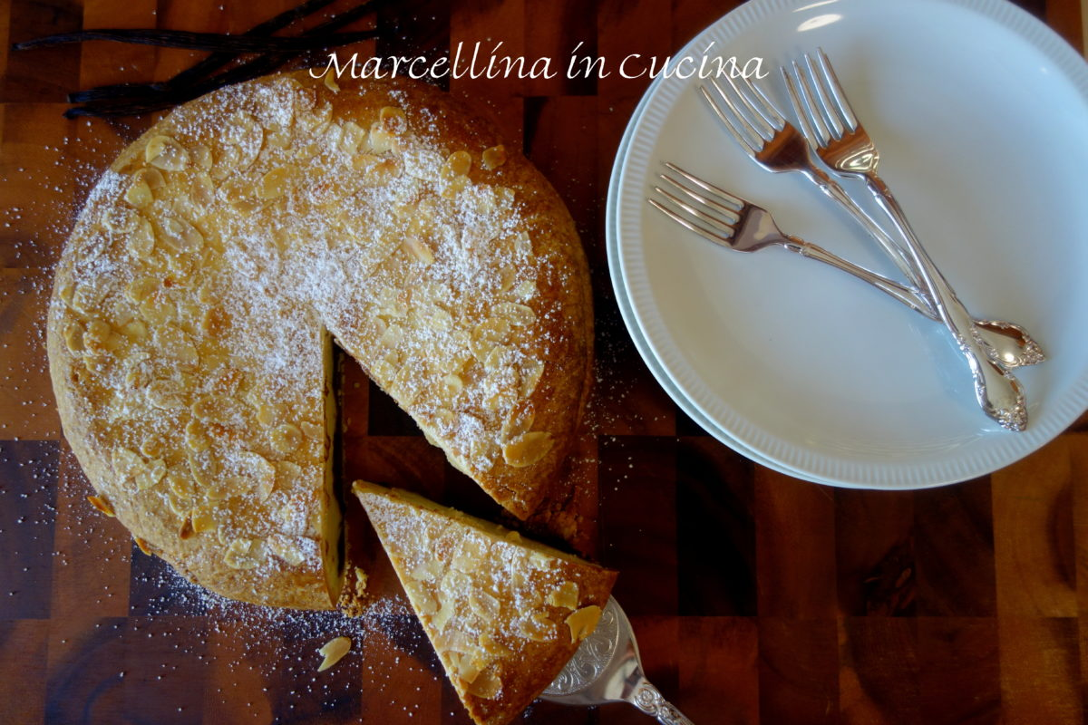 Torta Della Nonna – The Daring Kitchen November, 2016 Challenge