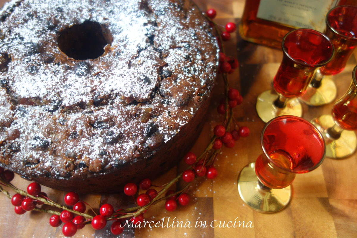 Christmas Cake – A Baker's Odyssey Challenge #55