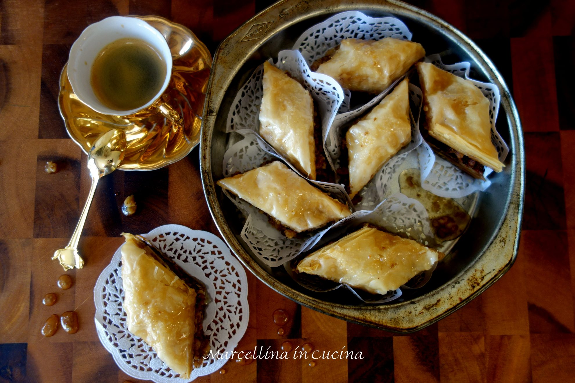 Baklava – A Baker's Odyssey Challenge #59