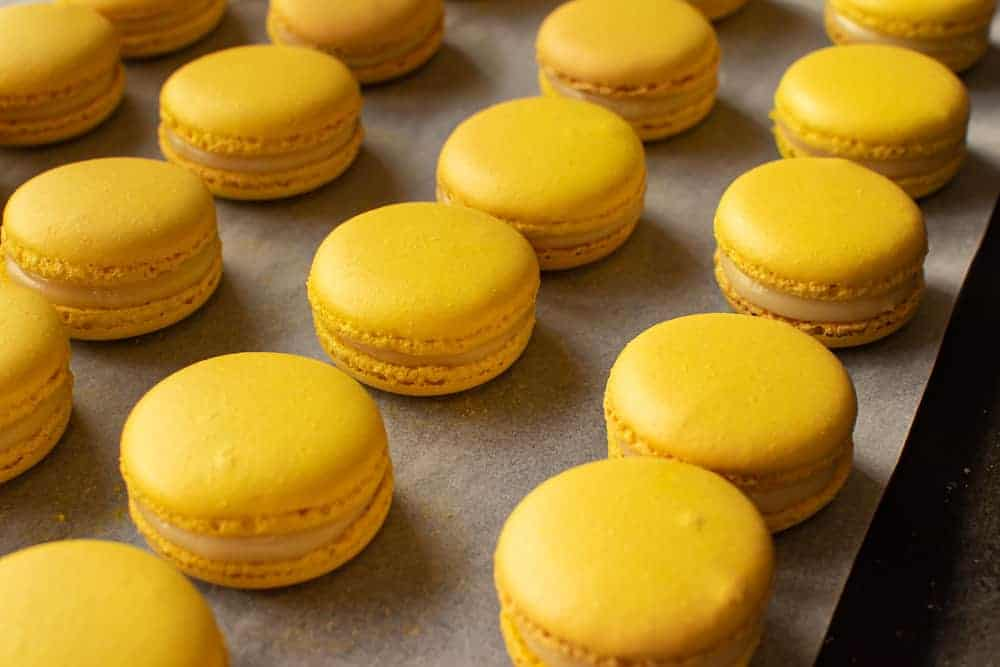 This Lemon Macaron Recipe Is Easy To Make Marcellina In Cucina